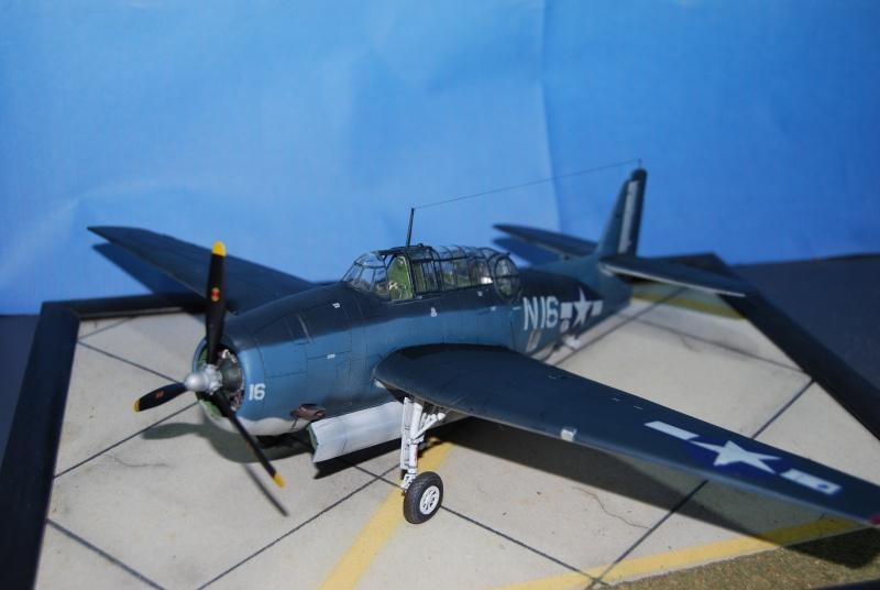 ITALERI TBF/TBM1 Avenger  Dsc_4816