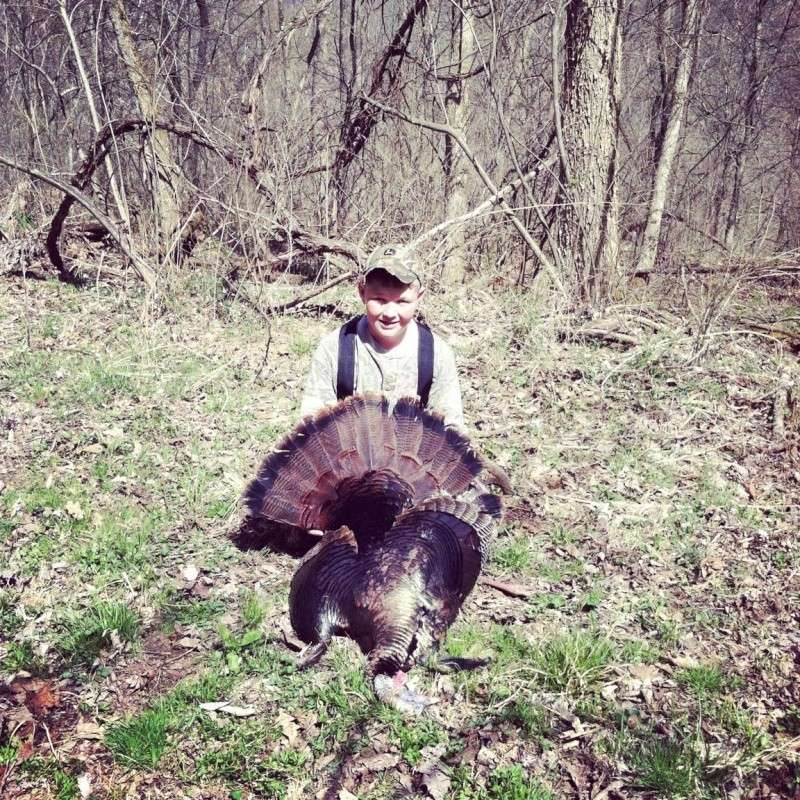 Any turkey's taken yet this spring season? Nate10