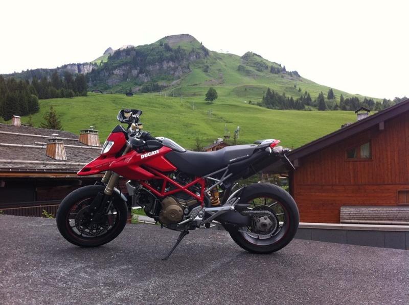 Ducati Hypermotard 1100s de 2007 Ducati11