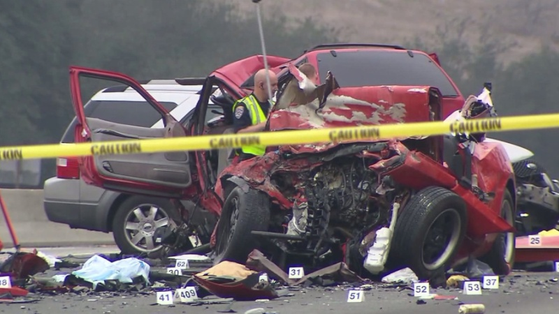 Driver In Wrong Way Freeway Crash, Olivia Carolee Culbreath Charged With 6 Counts Of Murder Diamon10