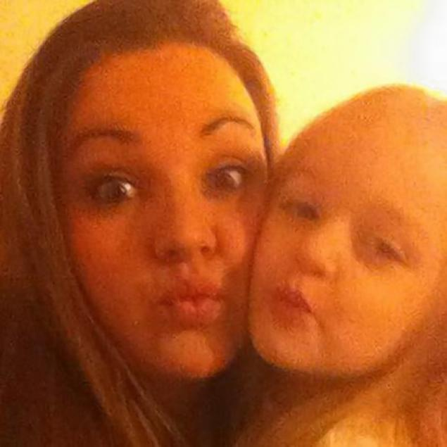 Sara Krueger And Her Boyfriend Ryan Scott Warner, Arrested For The Murder Of Krueger's 3 Year Old Daughter Kayleigh Slusher  Napa4n10