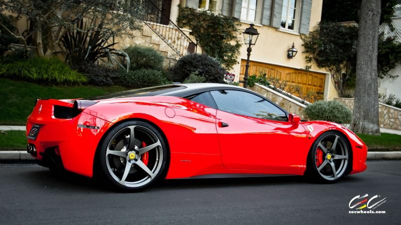 1:24 458 italia GT Cec-c810