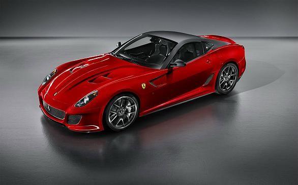 1:24 Ferrari 599 GTO by Revell Ferrar13