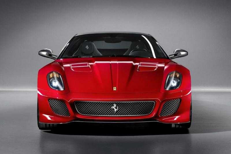 1:24 Ferrari 599 GTO by Revell Ferrar17