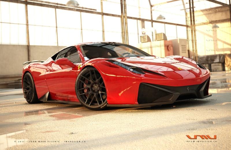 1:24 458 italia GT Ferrar19
