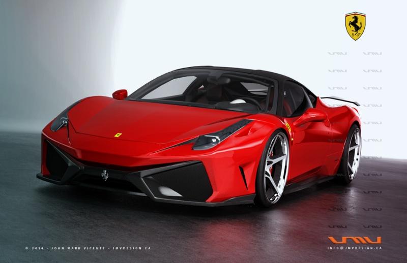 1:24 458 italia GT Ferrar20
