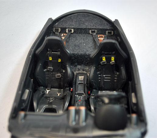 1:24 Ferrari 599 GTO by Revell Untitl48