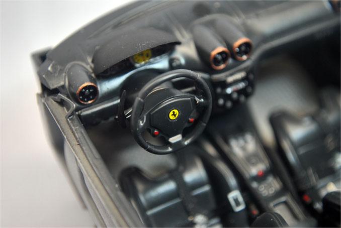 1:24 Ferrari 599 GTO by Revell Untitl50