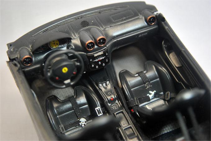 1:24 Ferrari 599 GTO by Revell Untitl51