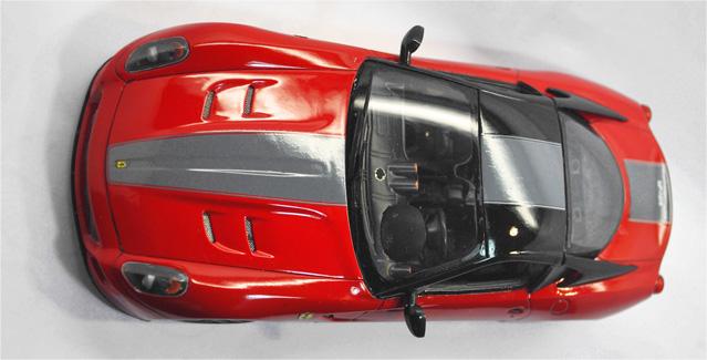 1:24 Ferrari 599 GTO by Revell Untitl53