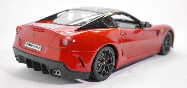 1:24 Ferrari 599 GTO by Revell Untitl54