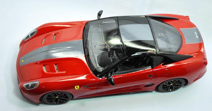 1:24 Ferrari 599 GTO by Revell Untitl55
