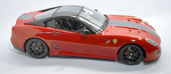 1:24 Ferrari 599 GTO by Revell Untitl57