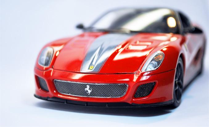 1:24 Ferrari 599 GTO by Revell Untitl58
