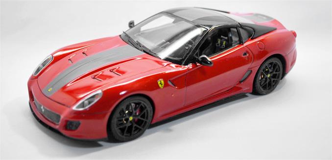 1:24 Ferrari 599 GTO by Revell Untitl60
