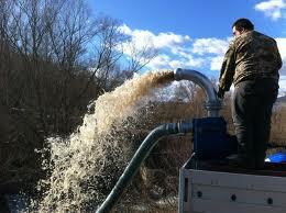 Nuonva pompa dell'acqua/sbalzi di tempertura. 127