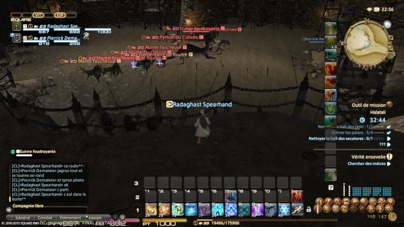 L'epic run du tank 0410