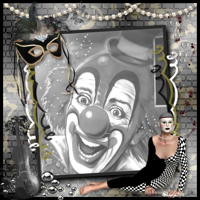Clowns  1vkpc-82
