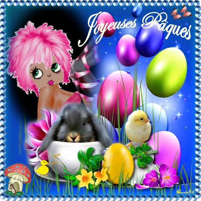 Pâques avec Betty Boop 1vkpc148