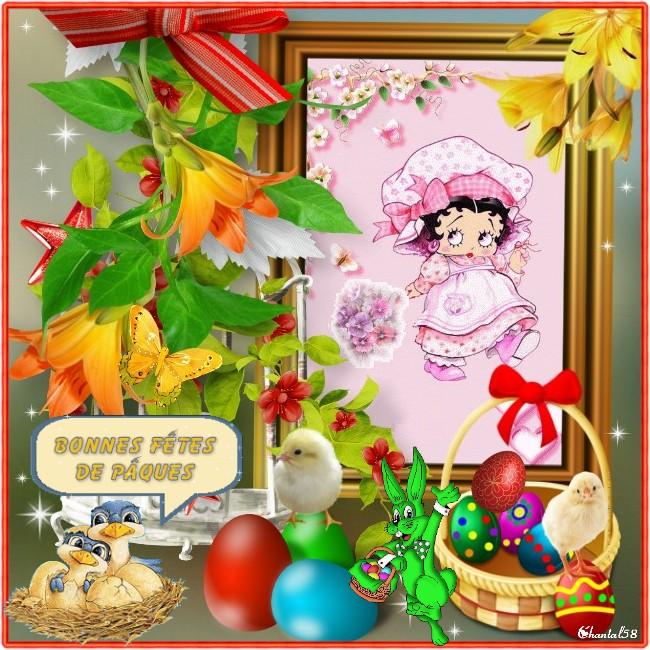 Pâques avec Betty Boop 1vkpc150