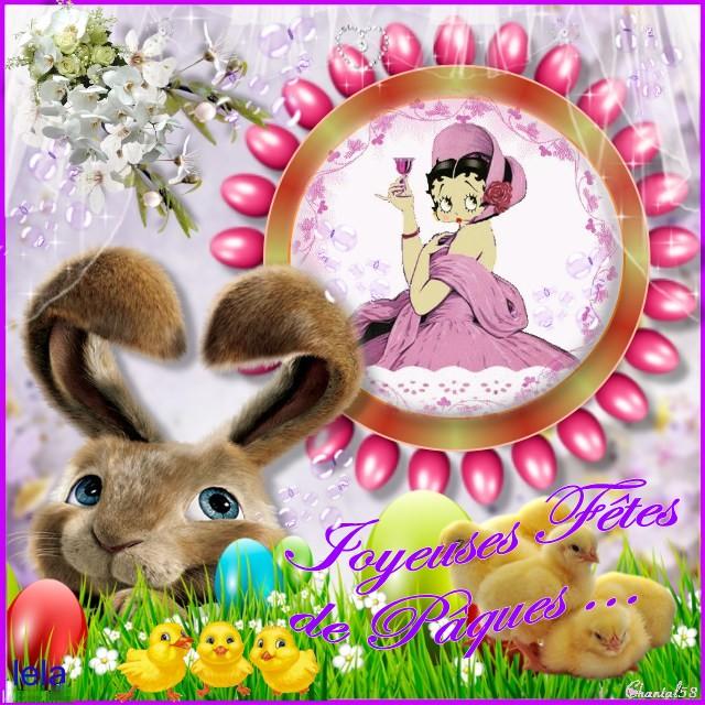 Pâques avec Betty Boop 1vkpc152
