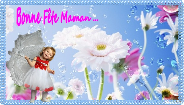 Bonne fête Maman. 60177c11