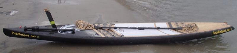 double blade paddle Captur35