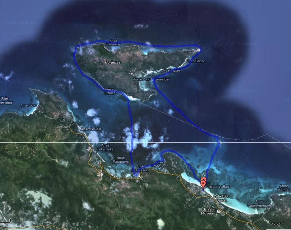 SUP a louer aux Seychelles - Page 2 Captur93