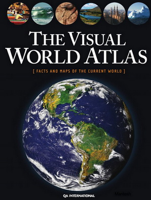 The Visual World Atlas - Facts and Maps of the Current World 20711