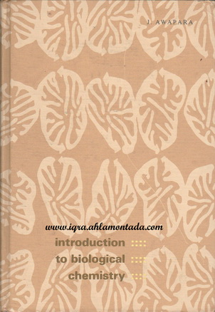 introduction to biological chemistry  84211