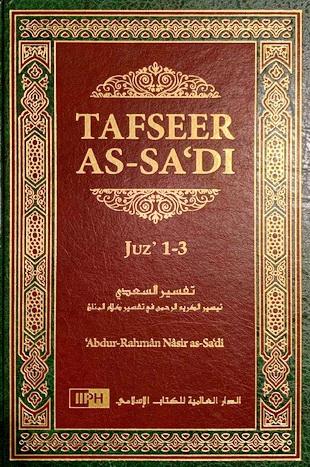 Tafsir as-Sa'di Volumes 1-10 by Shaykh Abdur Rahman al-Sa'di Tafsir10