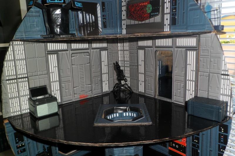 Playset Etoile Noir pour figurines  012_le10