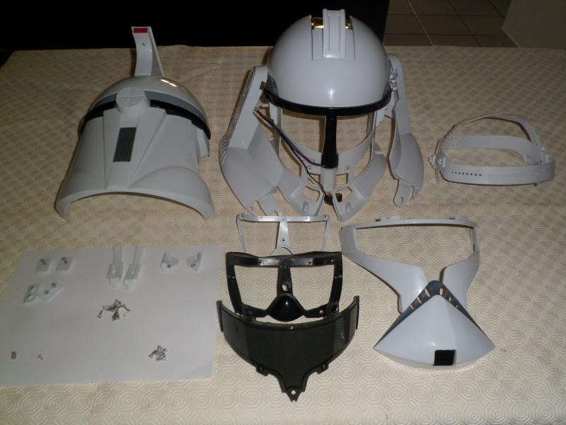 CUSTOMISATION CASQUE CLONE HASBRO 0211