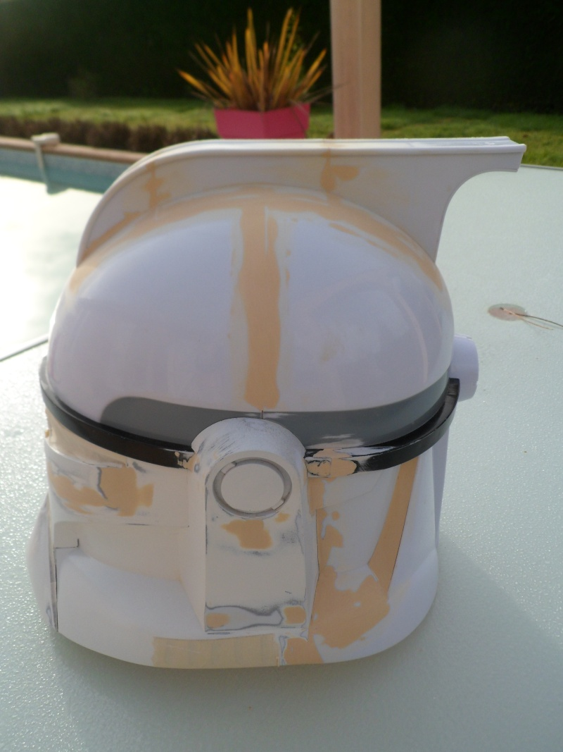 CUSTOMISATION CASQUE CLONE HASBRO 05010