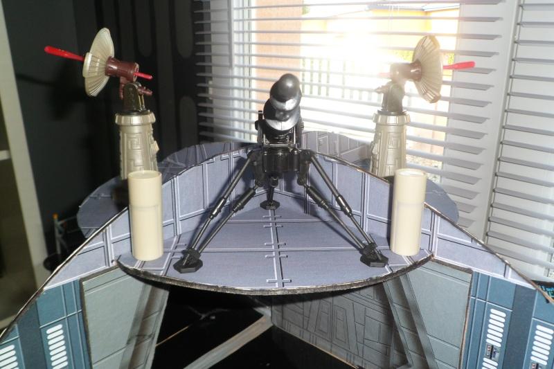 Playset Etoile Noir pour figurines  05_les10