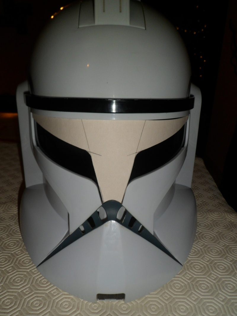 CUSTOMISATION CASQUE CLONE HASBRO 0710