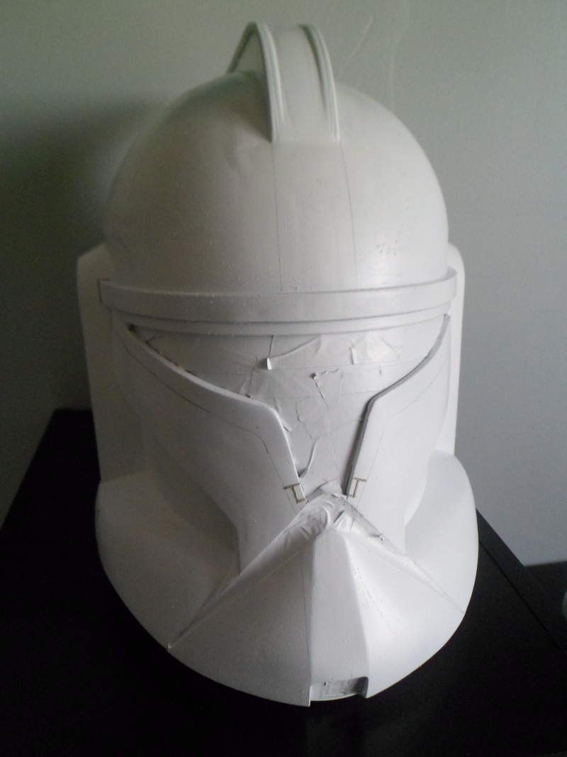 CUSTOMISATION CASQUE CLONE HASBRO 07110