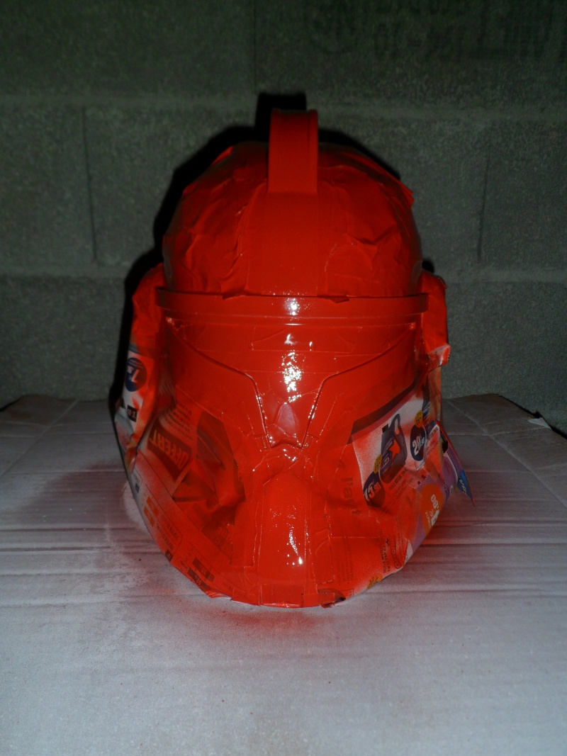 CUSTOMISATION CASQUE CLONE HASBRO 07410