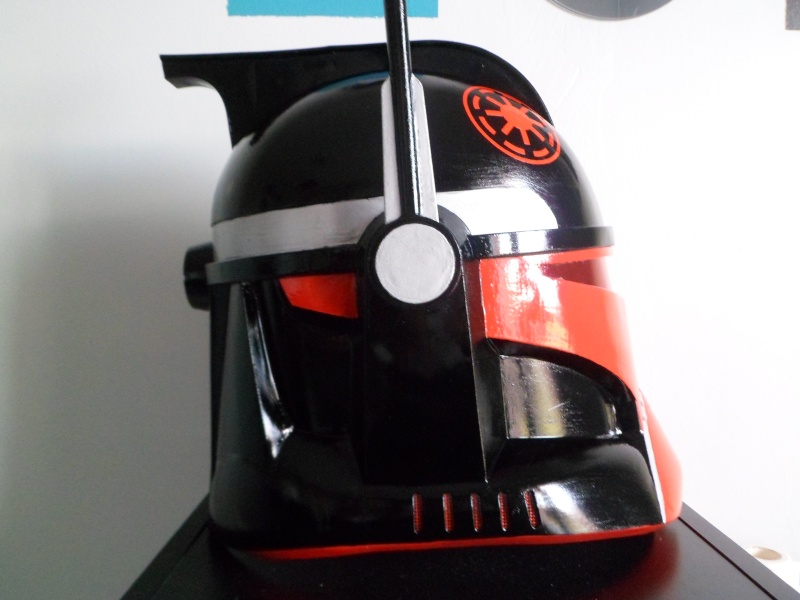 CUSTOMISATION CASQUE CLONE HASBRO 09110