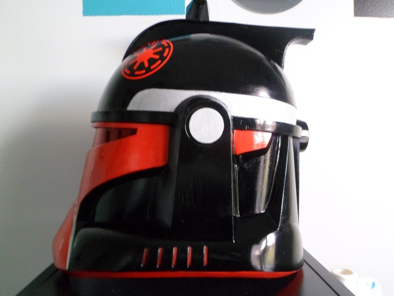 CUSTOMISATION CASQUE CLONE HASBRO 09210