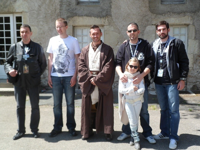 Générations Star Wars & SF - Cusset (03) 03-04 Mai 2014  - Page 5 Sam_7211