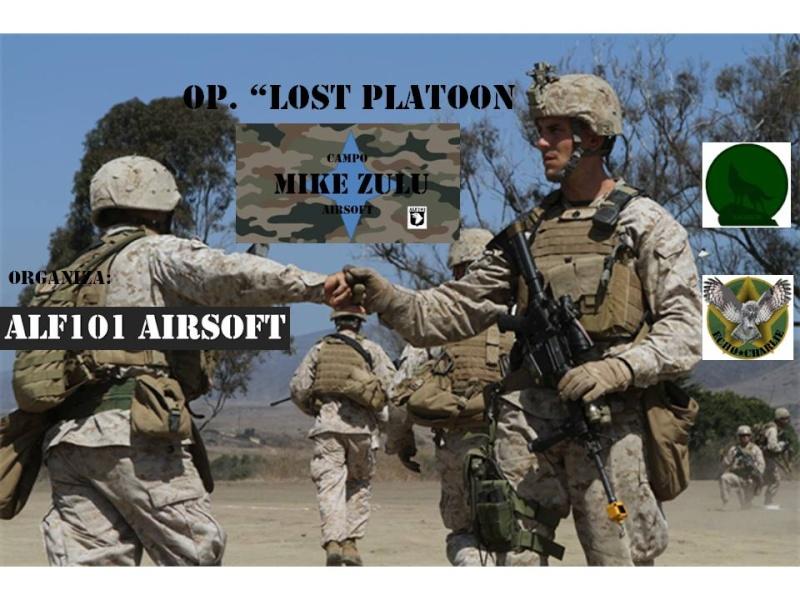 """OP. """"lost platoon"""" Domingo 23/02/2014 2321410"""
