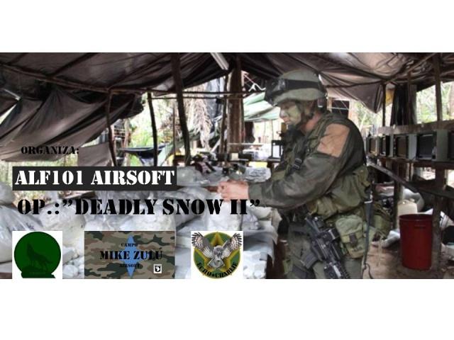 """Op: """"Deadly snow II"""" Deadly10"""