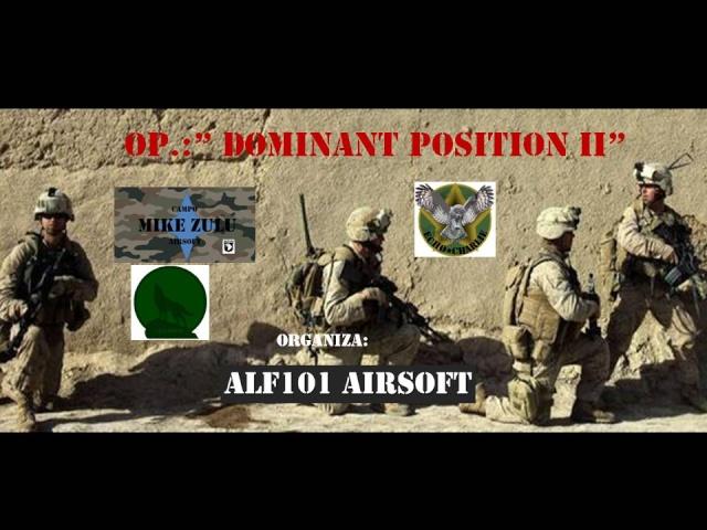 """Op.: """"Dominant position II"""" Domingo 13/04/14 Domina12"""