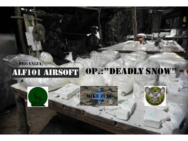 "Op: ""deadly snow"" Presen11"