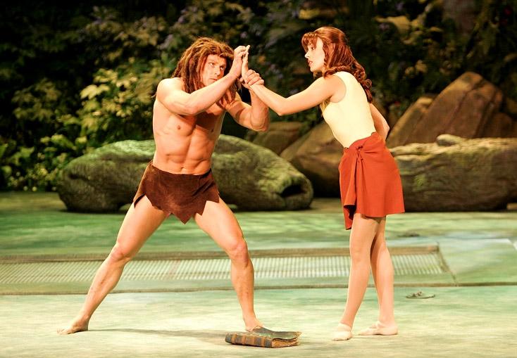 Spectacle: Tarzan, la rencontre. (représentation annulée pour 2013) - Page 13 Tarzan10