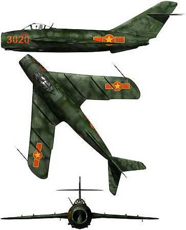 MiG 17 PF > Un ptit nouveau 55_3_b10