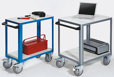 REX pour chariot utilisable en médecine nucléaire Chario10