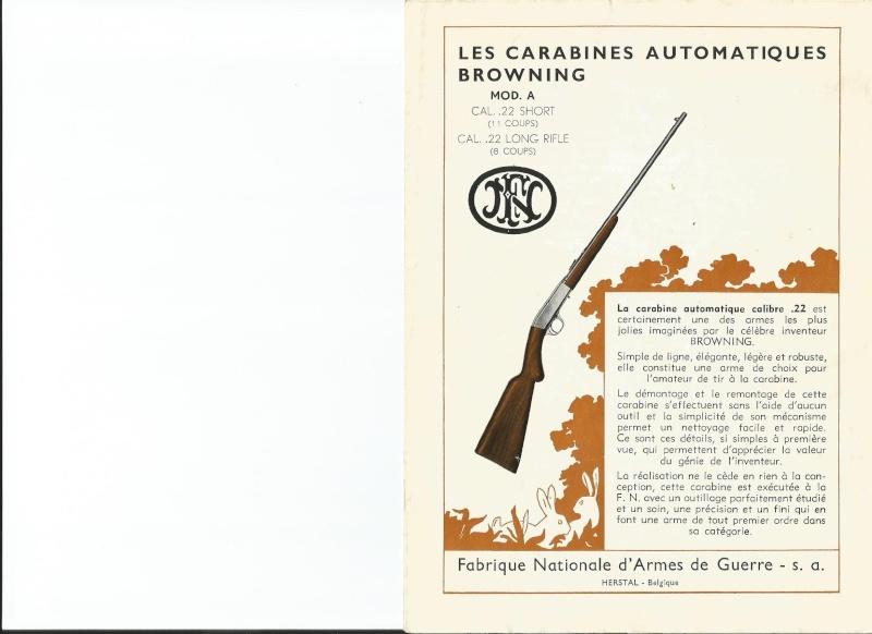 Recherche informations à propos de cette BROWNING AUTO FN calibre 22 LR - Page 2 Scan0011