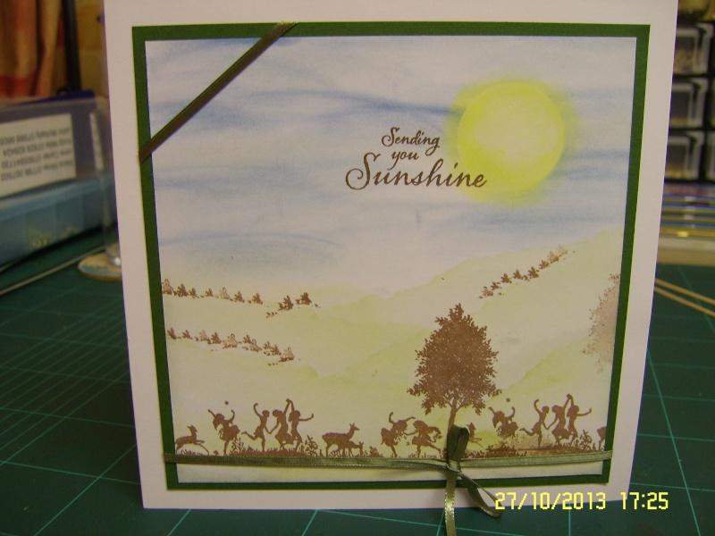 Pan Pastels Card Sv101510